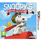more details on Snoopy's Grand Adventure - 3DS.