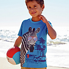 more details on Cherokee Boys' Zebra T‑Shirt.
