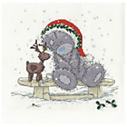 more details on Me to You Friends in the Snow Cross Stitch Kit.