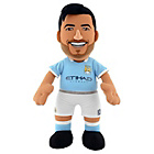 more details on Manchester City FC Aguero Bleacher Creature Plush Toy.