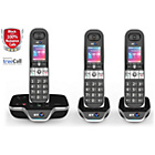more details on BT 8600 Cordless Telephone with Answer Machine - Triple.