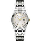 more details on Bulova Ladies Stainless Steel Multi Link Bracelet Watch
