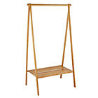 more details on Collection Belvoir Bamboo Foldable Clothes Rail.