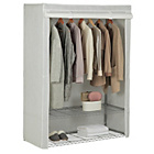 more details on Double Heavy Duty Wardrobe - White.