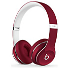more details on Beats Solo2 On-Ear Headphones Luxe Edition - Red.