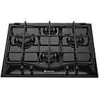 more details on Hotpoint GC641IK Gas Hob - Black.