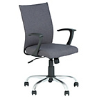 more details on Tristan Height Adjustable Office Chair - Grey.