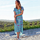 more details on Cherokee Womens Printed Maxi Dress.