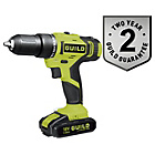 more details on Guild 1.5AH Li-On Cordless Hammer Drill - 18V.