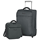 more details on IT Luggage The Lite Cabin Set All Airlines