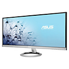 more details on Asus MX299Q 29 Inch Ultra Wide Monitor - Silver.