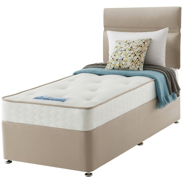 Buy Sealy Revital Backcare Single Divan Bed At Your Online Shop For Divan Beds