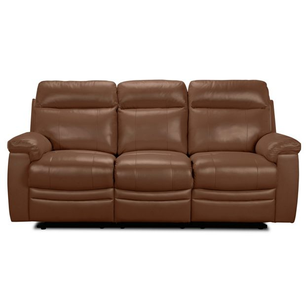 Buy collection new paolo 3 seater manual recliner sofa for 7 seater living room