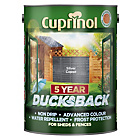 more details on Cuprinol Ducksback 5 Year Waterproof 5L - Silver Copse.