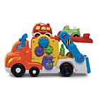 more details on VTech Toot Toot Drivers Car Carrier Playset.