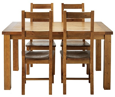 Buy Collection Arizona Dining Table and 4 chairs Solid  : 4616366RZ001Afmtpjpgampwid570amphei513 from www.argos.co.uk size 570 x 513 jpeg 77kB