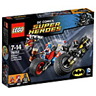 more details on LEGO Super Heroes Gotham City Cycle Chase - 76053.