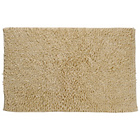 more details on ColourMatch Chenille Bath Mat - Cream.