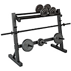more details on Pro Fitness Weight Rack.