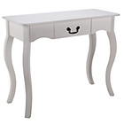 more details on Vintage Console Table - White.