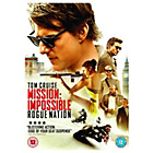 more details on Mission Impossible Rogue Nation DVD.