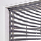 more details on ColourMatch PVC Venetian Blind 180x160cm - Flint Grey.