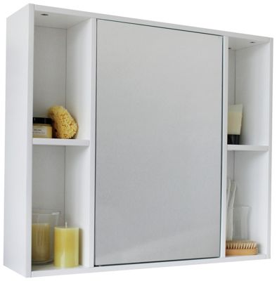 Popular Cabinet Ideas Buy HOME Wooden Corner Bathroom Cabinet White At Argos