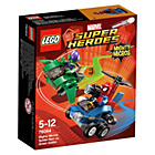more details on LEGO Super Heroes Spider-Man vs Green Goblin - 76064.