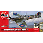 more details on Airfix Royal Navy Supermarine Spitfire Mk Vb 1:24 Model Kit.