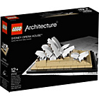 more details on LEGO® Architecture Sydney Opera House - 21012.
