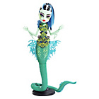 more details on Monster High Scarrier Reef Frankie Stein Doll.