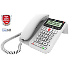 more details on BT Decor 2600 Corded Telephone with Answer Machine - Single.