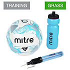 more details on Mitre Junior Training Pack with Pump and Bottle