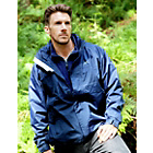 more details on Trespass Nana 3 in 1 Blue Jacket - Large.