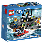 more details on LEGO City Prison Island Starter Set - 60127.