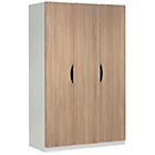 more details on Tolga 3 Door Wardrobe - Oak.