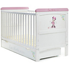 more details on Disney Minnie Deluxe Cot Bed & Under Drawer.