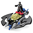 more details on Fisher-Price Imaginext DC Super Friends Batwing Activity Toy