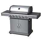 more details on Deluxe 6 Burner Gas BBQ with Cover.