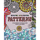 more details on Inspired Colouring Adult Colouring Book - Patterns.