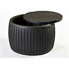 more details on Keter Circular Plastic Garden Storage table.