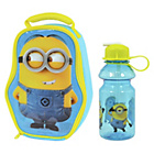 more details on Minions Lunch Bag and Bottle.