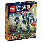 more details on LEGO Nexo The Kings Mech - 70327.