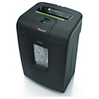 more details on Rexel Mercury RSX1834 19 Sheet 34 Litre Cross Cut Shredder.
