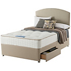 more details on Sealy Revital Backcare Memory Double 2 Drw Divan Bed.