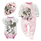 more details on Disney Minnie Mouse Girls' Gift Set - 3-6 Months.