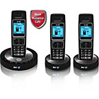 more details on BT 6510 Cordless Telephone with Answer Machine - Triple.