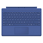 more details on Microsoft Surface Pro 4 Type Cover - Blue.