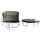 more details on Sportspower 14ft Trampoline and Folding Enclosure.