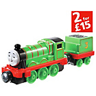 more details on Fisher-Price Thomas & Friends Take-n-Play Large Henry Engine